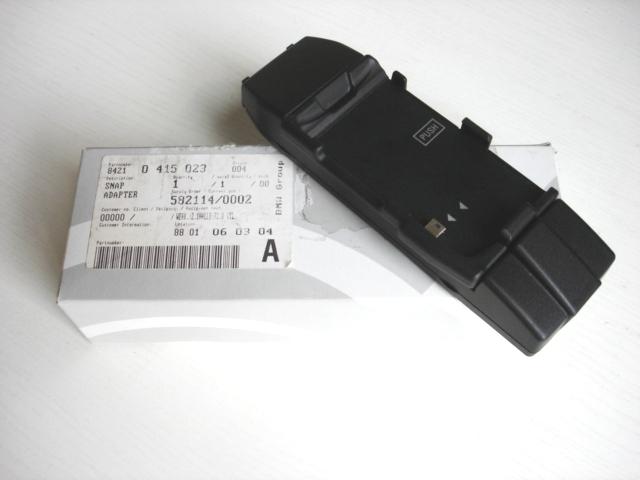 Snap-In adapter Basic BMW Motorola V3 - 84210415023 | ABV