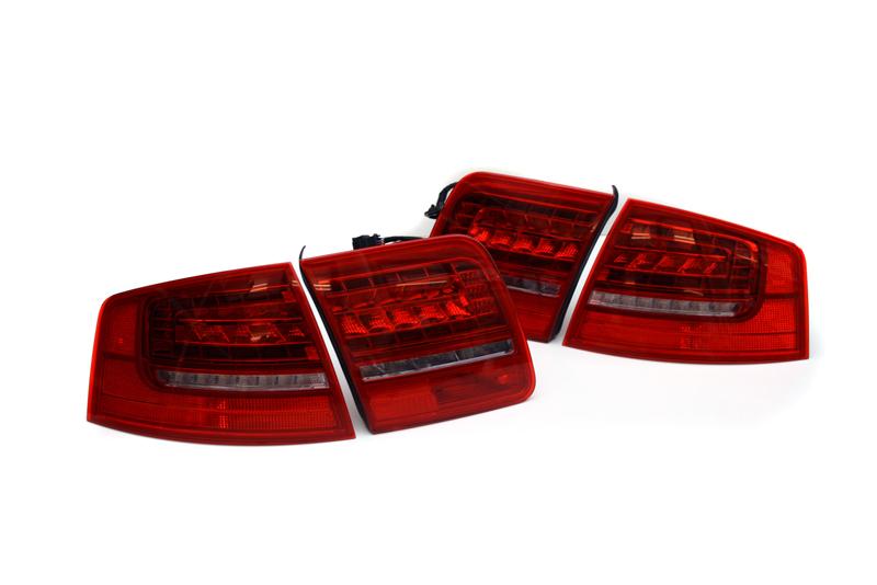 Nov 233 Originaln 237 Led Zadn 237 Lampy Audi A8 S8 4e Facelift